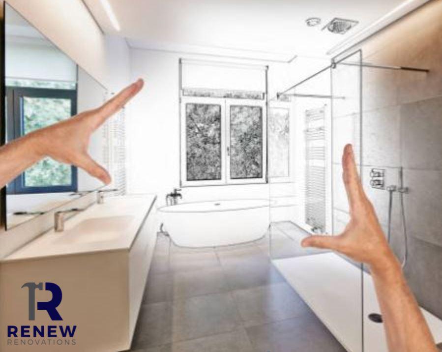 Bathroom Renovation RENEW gold coast