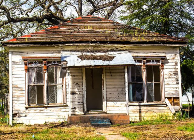 Disrepair or renovators dream