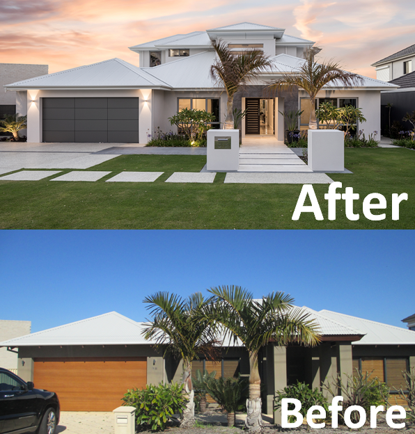 Extend up Renew renovations Gold Coast