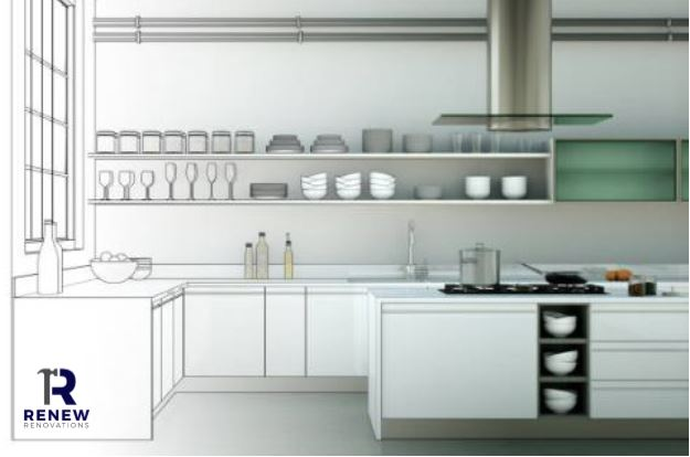 How to get a new modern open plan kitchen you'll love