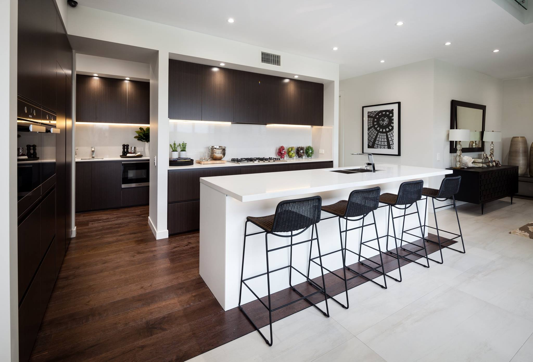 Open Plan kitchen renovation