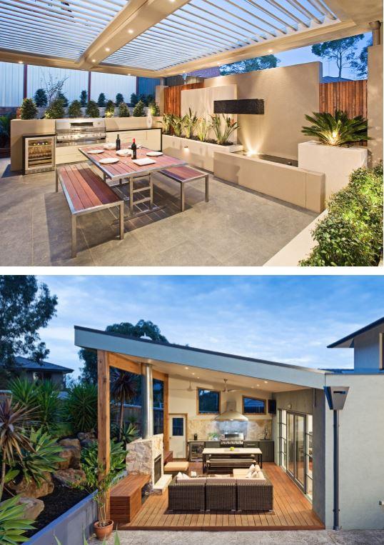 Outdoor Kitchen Gold Coast Renovations