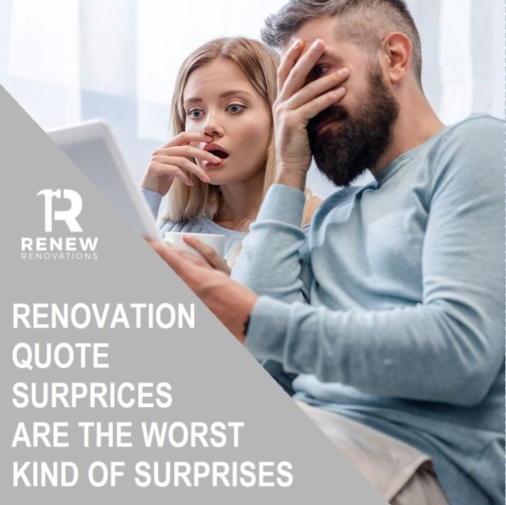 RENO QUOTE SURPRICES