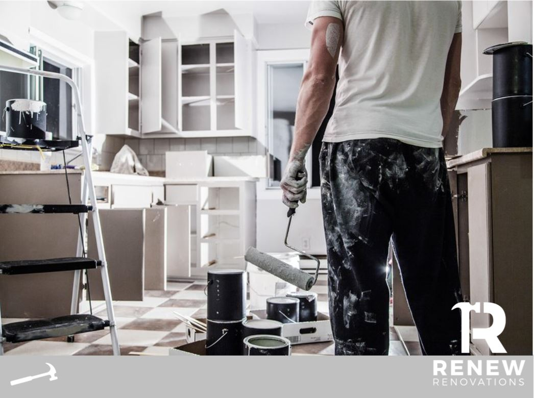 Renew Renovations Cheap DIY