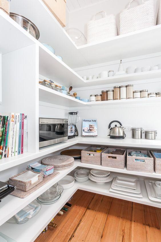 Wak in pantry Renew Renovations