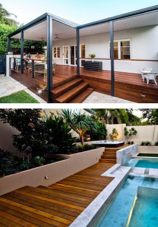 Timber Decking Gold Coast