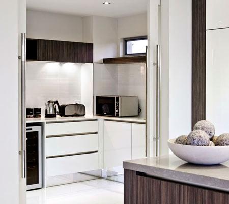 corner butlers pantry Renew Renovations