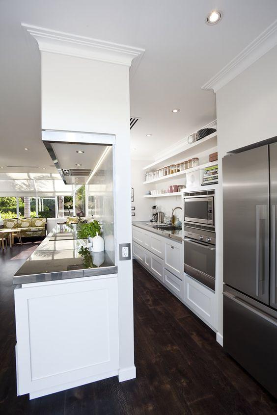 hidden butlers pantry Renew Renovations