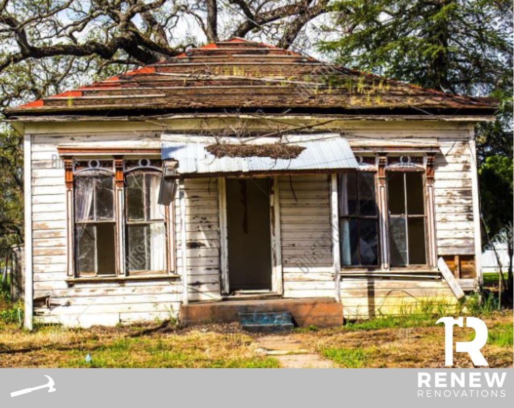 renovators dream Renew renovations